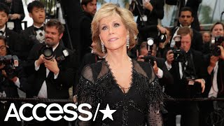 Jane Fonda Turns Back Time At 80: See Her Gorgeous Fashion Choices This Year! | Access