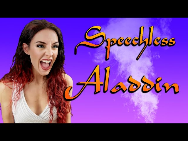 Speechless - Aladdin (Cover by Minniva featuring Christos Nikolaou)