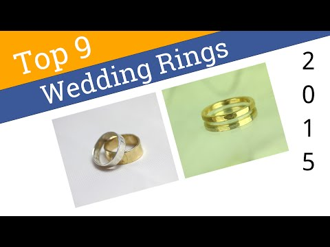 Begolli wedding rings
