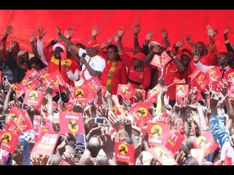 We support you Uhuru Kenyatta but engage talks with Raila Odinga - Jubilee caucus leaders