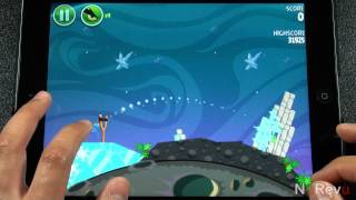Angry Birds Space HD for iPad - App Review