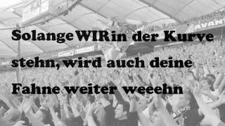 """VfB Stuttgart Fangesang """"oh VfB hier im Stadion"""""""