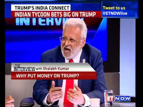 ET Now Interview With Shalabh Kumar