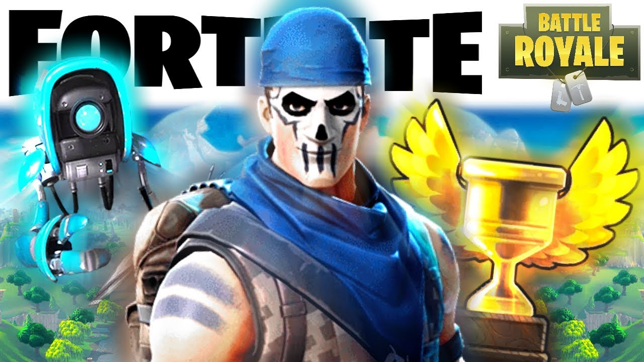 The Worst Players Always Do The Best  Fortnite Battle -3494