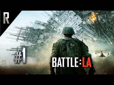► Battle: Los Angeles (The Game) Walkthrough HD - Part 1