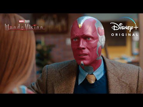 Prepare | Marvel Studios' WandaVision | Disney+
