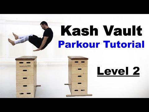 Parkour Tutorial - Anfänger / Basics - Kash Vault ( deutsch )