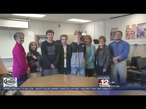 "Buckhannon Upshur High School awarded ""Financial Literacy High School Grant"""