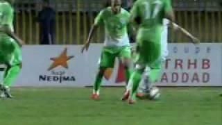 Algerie(bouguerra) vs Algerie(yahia) 1-4 Soudani Goal 2017 Video