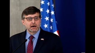 VOA连线(张蓉湘): 新任美国特使:西巴尔干地区国家应避免陷入债务陷阱