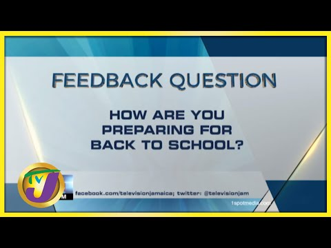 Feedback Question   TVJ News - August 11 2021