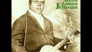 Black Snake Moan - Blind Lemon Jefferson (1927)