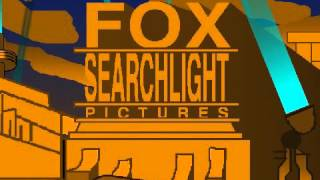 Fox Searchlight Pictures Logo Made with Scratch