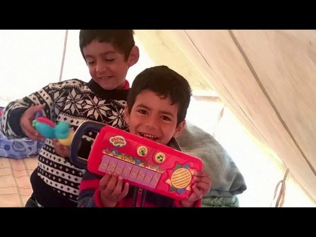 Βίντεο - Γράμμα του Αϊ Βασίλη