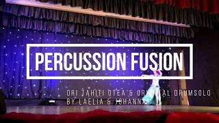 Percussion Fusion (ori tahiti otea + oriental drumsolo)