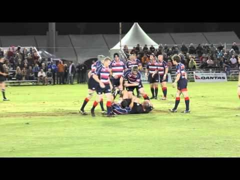 New Zealand All Blacks United States Rugby Classic Bermuda 2011