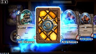 Dark Possession - The Witchwood Hearthstone rare card pack opening