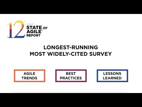 12th annual State of Agile report overview