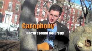 How to use CACOPHONY in a sentence