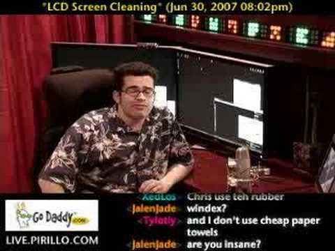 How to Clean LCD Screen