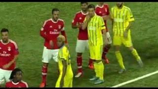Астана - Бенфика - 2-2 Лига чемпионов 25.11.2015 Обзор матча