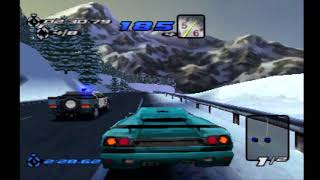 Need For Speed 3 Hot Pursuit | The Summit | Hot Pursuit Race 231