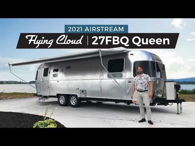 2021 Airstream Flying Cloud 27FBQ Sunlit Maple Introduction Walk Through