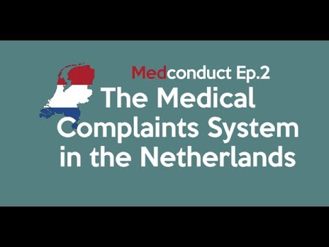 Medconduct Ep.2 | The Complaints System in the Netherlands