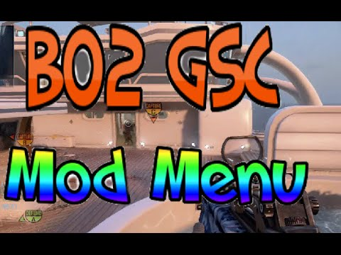 BO2 Bossam v6 GSC Mod Menu Download - YouTube