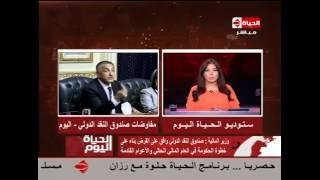 فيديو.. وزير المالية: نسعى لزيادة معدلات النمو لـ 7%