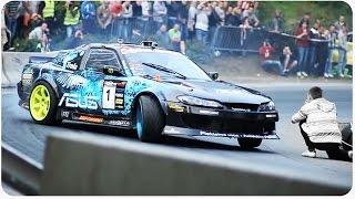 Epic Slow Motion Car Drifting | #DK
