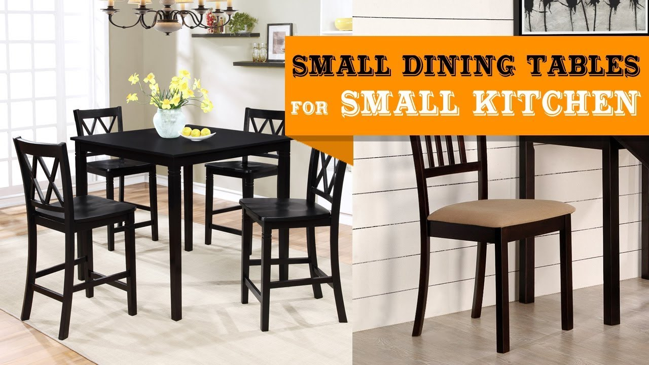 30+ Small Dining Tables Sets for Small Kitchen