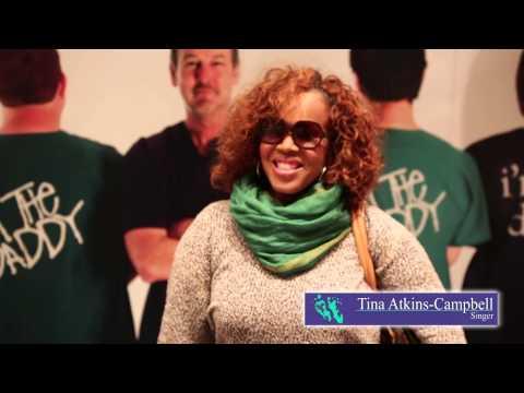 Celebrities Love DaddyScrubs: Tina Atkins-Campbell