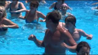Aldemar Hotel, Greece Water Aerobics - Альдемар, Греция, Родос(Аква эробика в бассейне Aldemar Paradise Mare, Греция Родос. Любительское видео., 2011-07-22T21:25:55.000Z)