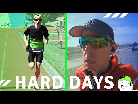 Back to Back Hard Running Days, but why?