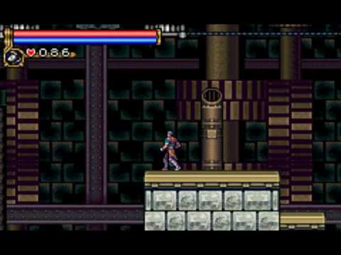 Letu0027s Play Castlevania: Circle of the Moon [3-A] Machine Tower