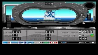 Silent Service II Amiga (1990)