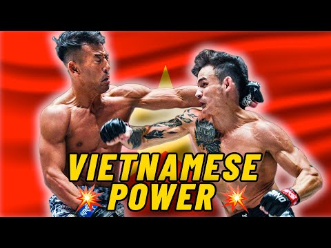 INSANE Vietnamese Finishes In ONE Championship 🇻🇳