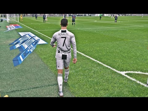 PES 2019 - Juventus Vs Paris Saint Germain | Gameplay HD PS4 PRO