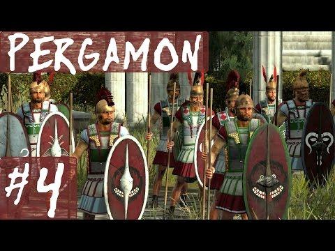 Total War Rome 2 : Black Sea Colonies : Pergamon 4