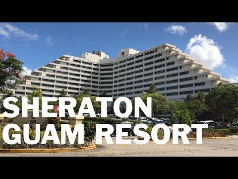 DJCURE VLOGS: Sheraton Laguna Guam Resort