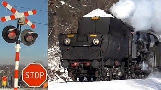 Zimowy Pociąg Retro do Zakopanego - Ty42-107 + 13xRp1