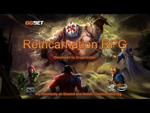 Dread's Stream | Dota 2 - Reincarnation RPG: Reborn / Pangolier | 25.10.2019