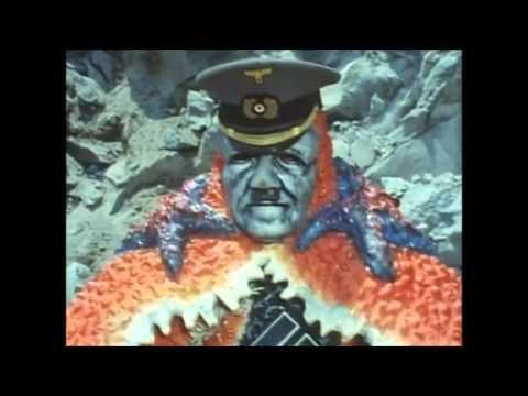 Starfish Hitler (HD) (Kamen Rider X)