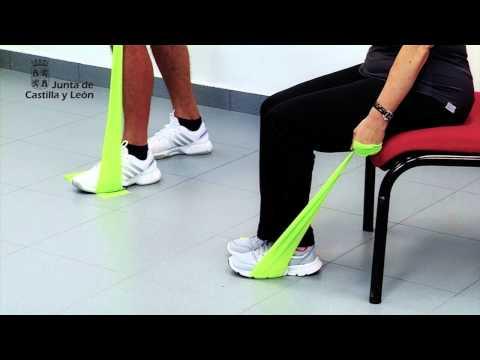 Programa de ejercicio físico para personas con enfermedad crónica