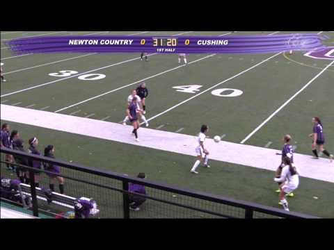 Cushing Academy - Varsity Girls Soccer vs. Newton Country Day School