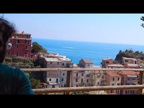 Coast to coast, the italian way. By bike