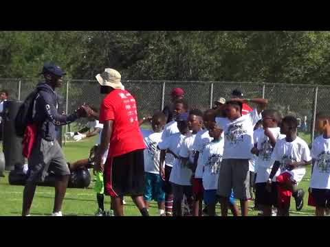 2017 ERNIE SIMS CHARITY WEEKEND: Football & Cheer Camp @ Tom Brown Park (TALLAHASSEE, FL)
