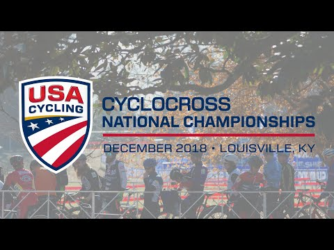 2018 USA Cycling Cyclocross National Championships 18.2 - Sunday