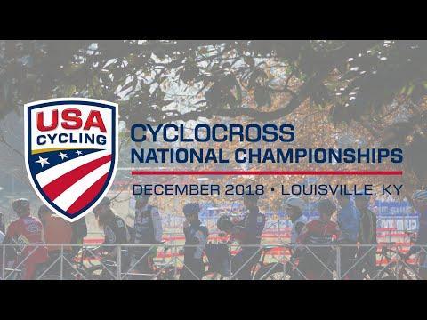 2018 USA Cycling Cyclocross National Championships 18.2 - Sunday